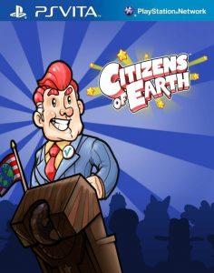 Citizens of Earth [PSVita] [VPK] [USA] [MF-MG-GD]