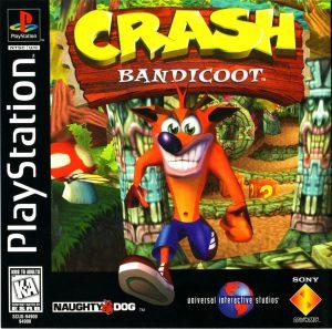 Crash Bandicoot (EBOOT) [PSX-PSP] [Ingles] [MF-MG-GD]