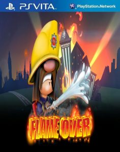 Flame Over (Mai/VPK) [PSVita] [EUR] [MF-MG-GD]