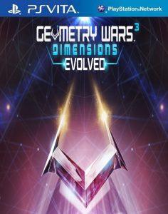 Geometry Wars 3 Dimensions Evolved (Mai/VPK) [PSVita] [USA] [MF-MG-GD]