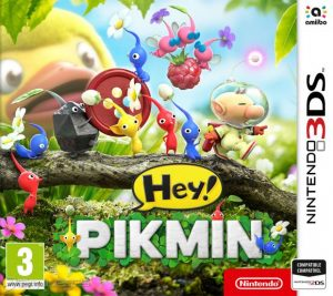 Hey! Pikmin 3DS (Region Free) (MULTI) (JPN) [CIA] [MF-MG-GD]