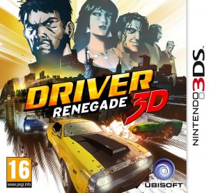 Driver Renegade 3D (3DS) (RegionFree) (EUR) [CIA] [MF-MG-GD]