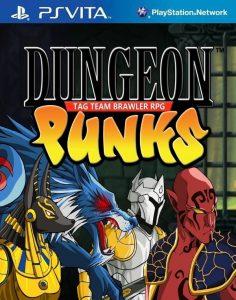 Dungeon Punks (UPDATE) [PSVita] [Mai] [USA] [Mega]