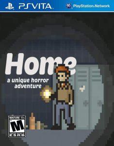 Home: A Unique Horror Adventure [PSVita] [VPK] [EUR] [MF-MG-GD]