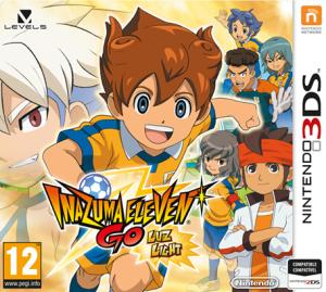 Inazuma Eleven GO Luz (3DS) (RegionFree) (EUR) [CIA] [MF-MG-GD]