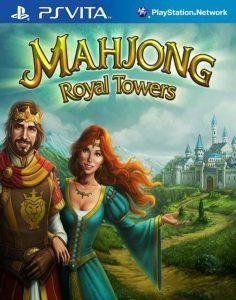 Mahjong Royal Towers [PSVita] [VPK] [EUR] [MF-MG-GD]
