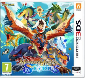 Monster Hunter Stories (CIA) [3DS] [EUR/USA] [MF-MG-GD]