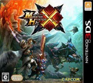 Monster Hunter X (3DS) (English Patch) (RegionFree) [CIA] [MF-MG-GD]