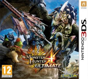 Monster Hunter 4 Ultimate (CIA) (UPDATE) (3DS) (USA) [MF-MG-GD]