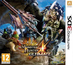 Monster Hunter 4 Ultimate (3DS) (EUR) [CIA] [MF-MG-GD]