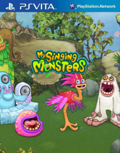 My Singing Monsters [PSVita] [VPK] [USA] [MF-MG-GD]