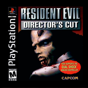 Resident Evil Director's Cut (EBOOT) (Español) [PSX-PSP] [MF-MG-GD]