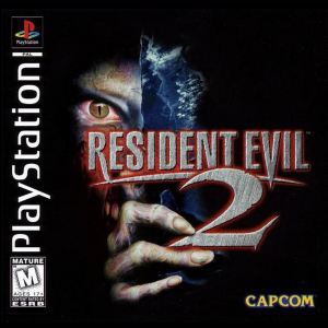Resident Evil 2 (EBOOT) (Español) [PSX-PSP] [MF-MG-GD]