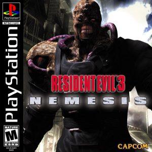 Resident Evil 3 Nemesis (EBOOT) [PSX-PSP] [Español] [MF-MG-GD]