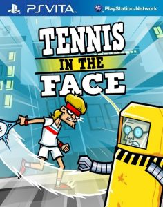 Tennis in the Face (EUR/USA) [PSVita] [VPK] [MF-MG-GD]