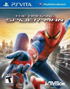 The Amazing Spider-Man (EUR/USA) (Mai/VPK) [PSVita] [MF-MG-GD]