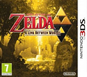 The Legend of Zelda: A Link Between Worlds (3DS) (RegionFree) (EUR) [CIA] [MF-MG-GD]