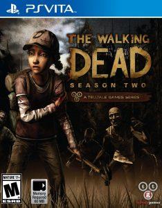 The Walking Dead Season Two (Mai/VPK) [PSVita] [USA] [Mega]