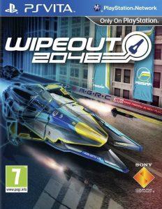 Wipeout 2048 (UPDATE+DLC) (USA/EUR) [PSVita] [Mai] [MF-MG-GD]