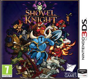 Shovel Knight (3DS) (RegionFree) (CIA) [EUR] [MF-MG-GD]