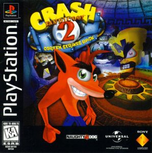 Crash Bandicoot 2 (Eboot) [PSX-PSP] [Español] [MF-MG-GD]