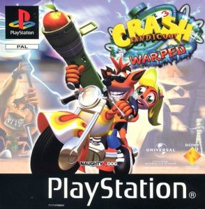 Crash Bandicoot 3: Warped (Eboot) [PSX-PSP] [Español] [MF-MG-GD]