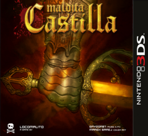Cursed Castilla (3DS) (RegionFree) (CIA) [USA] [MF-MG-GD]