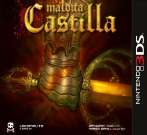 Cursed Castilla (3DS) (RegionFree) (CIA) [USA] [MF-MG-GD]