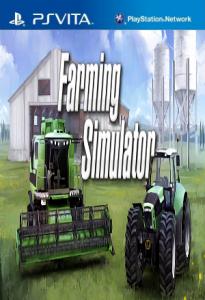 Farming Simulator [PSVita] [VPK] [USA] [MF-MG-GD]