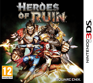 Heroes of Ruin (3DS) (RegionFree) (CIA) [EUR] [MF-MG-GD]