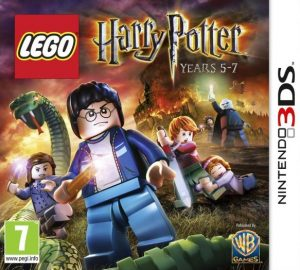 LEGO Harry Potter Years 5-7 (3DS) (CIA) [EUR] [MF-MG-GD]