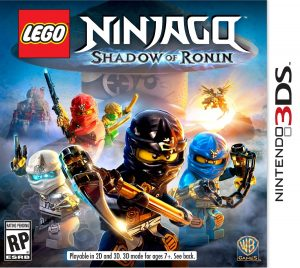 LEGO Ninjago: Shadow of Ronin (3DS) (CIA) [EUR] [MF-MG-GD]