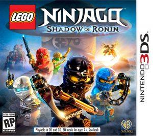 LEGO Ninjago: Shadow of Ronin (3DS) (CIA) [EUR] [MF-MG-GD]