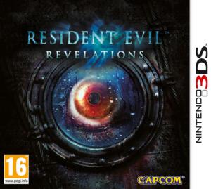 Resident Evil Revelations (CIA) (3DS) [EUR] [MF-MG-GD]