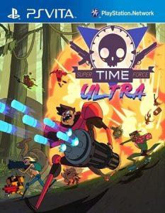 Super Time Force Ultra (UPDATE) [PSVita] [Mai] [USA] [MF-MG-GD]