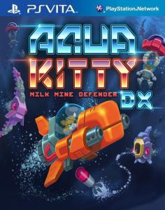 Aqua Kitty: Milk Mine Defender DX (UPDATE) (Mai/VPK) [PSVita] [USA] [MF-MG-GD]
