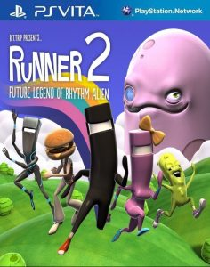 Bit.Trip Presents Runner 2 Future Legend of Rhythm Alien (DLC) (VPK) [PSVita] [EUR] [MF-MG-GD]