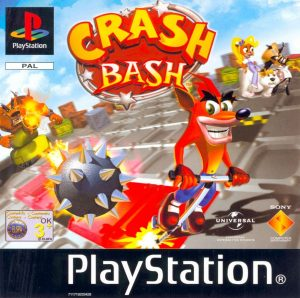 Crash Bash (Eboot) [PSX-PSP] [Español] [MF-MG-GD]