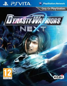 Dynasty Warriors Next [PSVita] [VPK] [EUR] [MF-MG-GD]