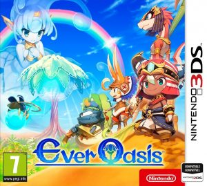 Ever Oasis (UPDATE) (3DS) (CIA) [USA] [MF-MG-GD]