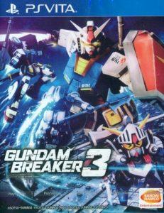 Gundam Breaker 3 (UPDATE+DLC) (ASIA English) [PSVita] [Mai] [MF-MG-GD]