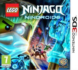 LEGO Ninjago: Nindroids (3DS) (RegionFree) (CIA) [MF-MG-GD]