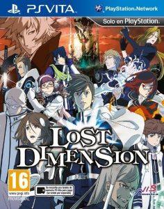 Lost Dimension (Undub) [PSVita] [VPK] [USA] [MF-MG-GD]
