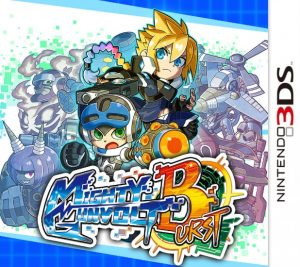 Mighty Gunvolt Burst (UPDATE+DLC) (3DS) (CIA) [USA] [MF-MG-GD]