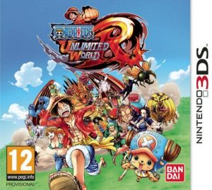 One Piece: Unlimited World Red (3DS) (RegionFree) (CIA) [EUR] [MF-MG-GD]