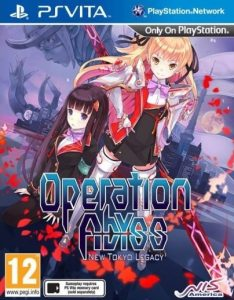 Operation Abyss: New Tokyo Legacy (Mai/VPK) [PSVita] [EUR] [MF-MG-GD]
