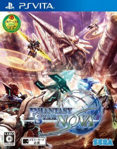 Phantasy Star Nova (ENGLISH PATCH) (UPDATE 1.05+DLC) [PSVita] [Mai] [USA] [MF-MG-GD]