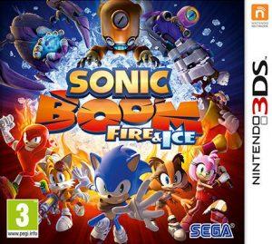 Sonic Boom: Fire & Ice (3DS) (RegionFree) (CIA) [EUR] [MF-MG-GD]