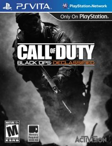Call of Duty: Black Ops Declassified (NoNpDrm) [PSVita] [USA] [MF-MG-GD]