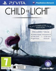 Child of Light (Complete Edition) (NoNpDrm) [PSVita] [USA/EUR] [MF-MG-GD]